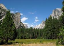 Parque nacional de Yosemite imagem de stock