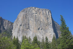 Parque nacional de Yosemite Fotografía de archivo