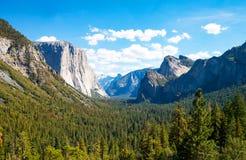 Parque nacional de Yosemite Foto de archivo