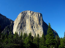 Parque nacional de Yosemite - Califórnia Foto de Stock