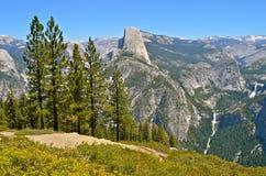 Parque nacional de Yosemite, Califórnia Foto de Stock