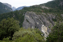 Parque nacional de Yosemite - California Fotos de archivo libres de regalías