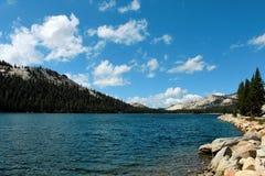 Parque nacional de Yosemite, California, los E Fotografía de archivo libre de regalías
