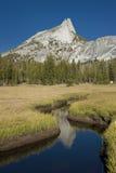 Parque nacional de Yosemite en California Imagen de archivo libre de regalías