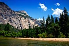 Parque nacional de Yosemite, los E.E.U.U. fotos de archivo libres de regalías