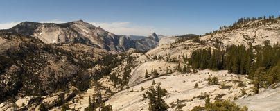 Parque nacional de Yosemite - ponto de Olmsted foto de stock