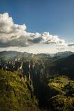 Parque nacional de Zhangjiajie Imagem de Stock