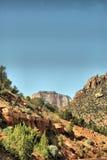 Parque nacional de Zion Imagen de archivo libre de regalías