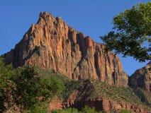 Parque nacional de Zion Foto de Stock