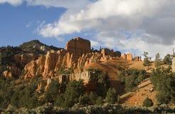 Parque nacional de Zion Imagen de archivo
