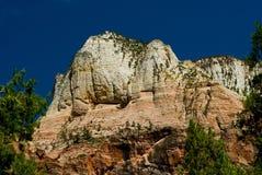 Parque nacional de Zion, Utah Fotos de archivo libres de regalías