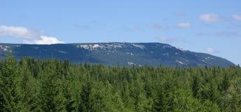 Parque nacional de Zuratkul Imagens de Stock