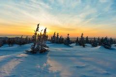 Parque nacional de Zyuratkul imagens de stock royalty free