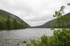 Parque nacional del Acadia en Maine Fotografía de archivo