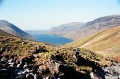 Parque nacional del distrito del lago foto de archivo libre de regalías