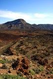 Parque nacional del EL Teide, Tenerife, islas Canarias, Imagen de archivo