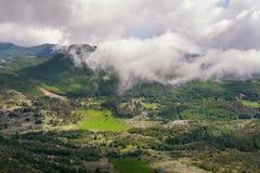 Parque nacional del en del  de LovÑ montenegro Fotos de archivo libres de regalías