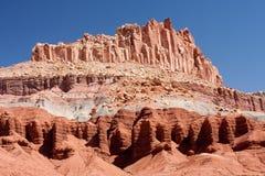 Parque nacional del filón del capitolio Imagen de archivo libre de regalías