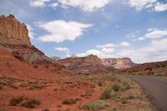 Parque nacional del filón del capitolio Fotos de archivo libres de regalías