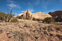 Parque nacional del fil?n capital de la b?veda de Navajo, Utah foto de archivo libre de regalías
