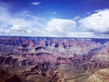 Parque nacional del Gran Cañón Foto de archivo