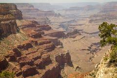 Parque nacional del Gran Cañón Imagen de archivo libre de regalías