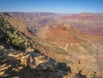 Parque nacional del Gran Cañón en Arizona fotos de archivo