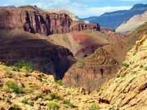 Hermosa vista del parque nacional del Gran Cañón imagen de archivo libre de regalías