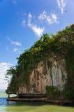 Parque nacional del Los Haitises Fotos de archivo