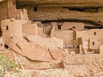 Parque nacional del Mesa Verde Imagen de archivo