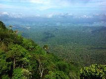 Parque nacional del PA Hin Ngam Imagen de archivo