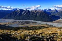Parque nacional del paso de Arturo Foto de archivo libre de regalías