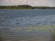 Parque nacional del taitija del ¡de AukÅ (Lituania) Imagen de archivo libre de regalías