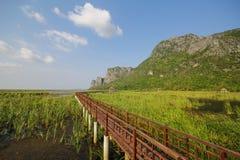 Parque nacional del yod del ROI de Khao Sam, Tailandia Foto de archivo