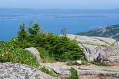 Parque nacional do Acadia Imagem de Stock Royalty Free