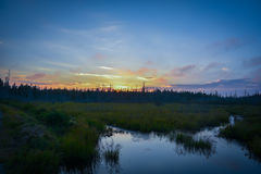 Parque nacional do Acadia Fotografia de Stock Royalty Free