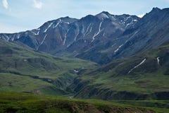 Parque nacional do Denali de Alaska foto de stock royalty free