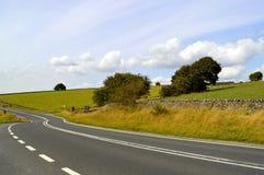 Parque nacional do distrito máximo em Derbyshire Imagens de Stock