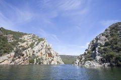 Parque nacional do ¼ e de Monfragà Fotos de Stock Royalty Free