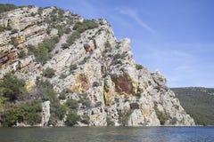 Parque nacional do ¼ e de MonfragÃ, Espanha Imagem de Stock Royalty Free