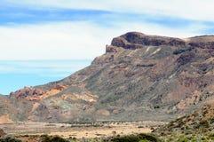 Parque nacional do EL Teide em Tenerife (Espanha) Imagem de Stock Royalty Free