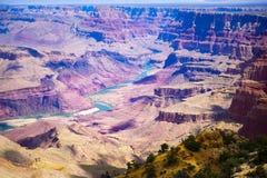 Parque nacional do Grand Canyon Imagem de Stock Royalty Free