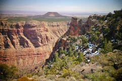 Parque nacional do Grand Canyon Imagem de Stock Royalty Free