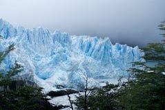Parque nacional do Los Glaciares Foto de Stock Royalty Free