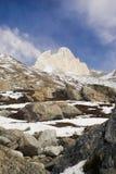 Parque nacional do Los Glaciares Imagem de Stock