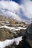 Parque nacional do Los Glaciares Imagens de Stock Royalty Free