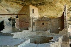 Parque nacional do Mesa Verde foto de stock royalty free