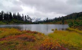 Parque nacional do padeiro da montagem Imagens de Stock Royalty Free