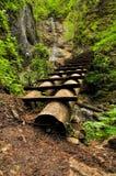 Parque nacional do paraíso eslovaco Imagem de Stock