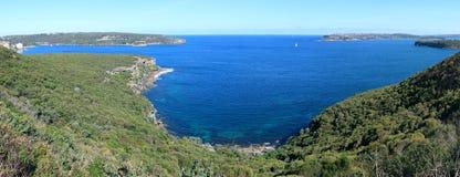 Parque nacional do porto de Sydney Fotografia de Stock Royalty Free